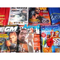 Arg Revistas Seminuevas Play2 Master Player Egm Games Fdp