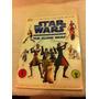 Star Wars: The Clone Wars Stickers Libro Calcomanias