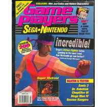 Revista/magazine Game Players 1994 -envio Gratis