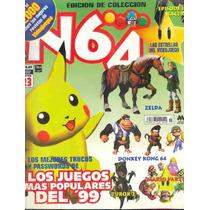 Revista/magazine N64 2000 -envio Gratis