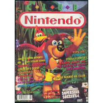 Revista/magazine De Club Nintendo 1997 -envio Gratis