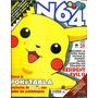 Revista/magazine N64 Año 2000 -envio Gratis