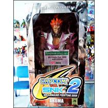 Akuma,street Fighter,capcom Vs Snk,comicon Sd 2006,caja,16cm