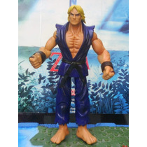 Street Fighter Ken Capcom, 04 Jazwares