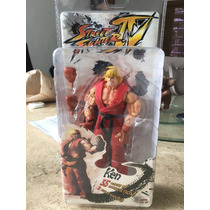 Street Fighter Ken Figura Coleccionable Capcom /neca