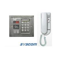 Sistema De Interfon Digital Multiapartamentos Hasta 39 Pisos