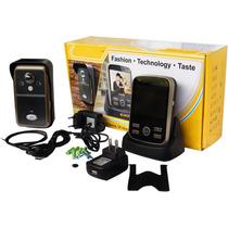 Portero Electrónico Inhalambrico Alcance De 300m Accesorios