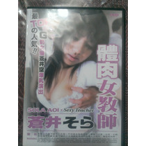 Sora Aoi - Sexy Teacher Dvd Original Importado De Japon