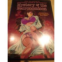 Mistery Of The Necronomicom Hentai Dvd Original Sin Sensura