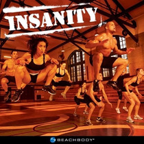Insanity 11 Videos Envío Gratis Fitness Baja De Peso 60 Dias