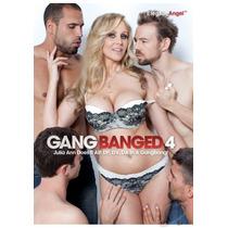Gangbanged #4 ( Elegant Angel) Doble Penetración, Grupal D