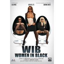 Women In Black ( Katia De Lys, Lola Vinci) Parodia Xxx D
