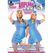 Not Airplane Xxx Cockpit Cuties ( Kayden Kross ) Azafatas