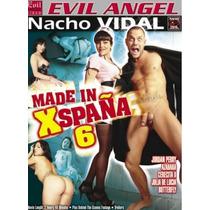 Made In Xspania # 6 ( Porno Español ) Cerecita X Nacho Vidal