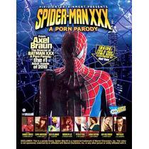 Spiderman Xxx Parody ( Tara Lynn Foxx ) Parodia Porno