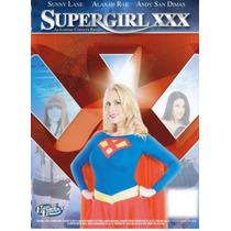 Super Girl Parody Xxx ( Alanah Rae ) Parodia Porno