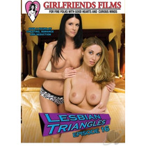 Lesbian Triangles 16 ( India Summers, Ariel X) Lebianas D