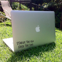 Vinil Decorativo Para Laptop Ego