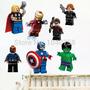 Vinilo Decorativo Recamara Niños Película Lego