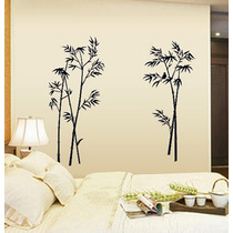 Vinilo Decorativo Sticker Naturaleza Bambú 140x115