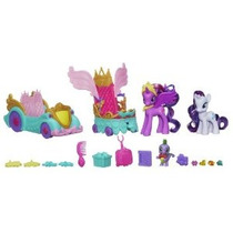 Mi Pequeño Pony Princess Celebración Coches Set
