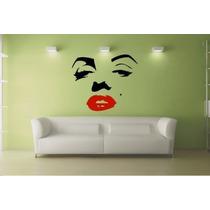 Increíble Vinilo Decorativo Marilyn Monroe
