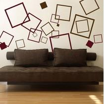 Vinilo Decorativo Cuadros Geometricos