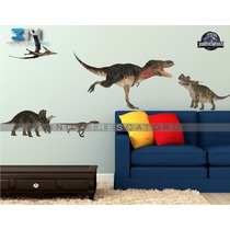 Vinilo Decorativo Dinosaurios -i04 Tiranosaurio Rex Stickers
