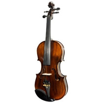 Kit Violin 4/4 Tamaño Completo Mas Accesorios Mendini Mv650