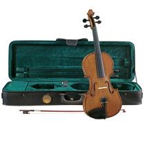 Violin Cremona Sv-175 Instrumento Musical 3/4 Musica Hm4