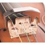 Sordina Para Violino Viola Cromada Maxima Amoriguacion