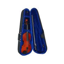 Skylark Cv1417p Violin 3/4 Con Arco, Barbada Y Estuche.