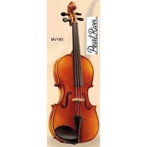 Violin Natural Estudiante Pearl River C/ Accesorios Mv183