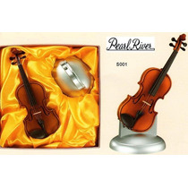 Mini Violin Pearl River De Coleccion