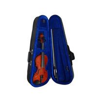 Skylark Cv1418p Violin 1/2 Con Arco, Estuche Y Barbada.