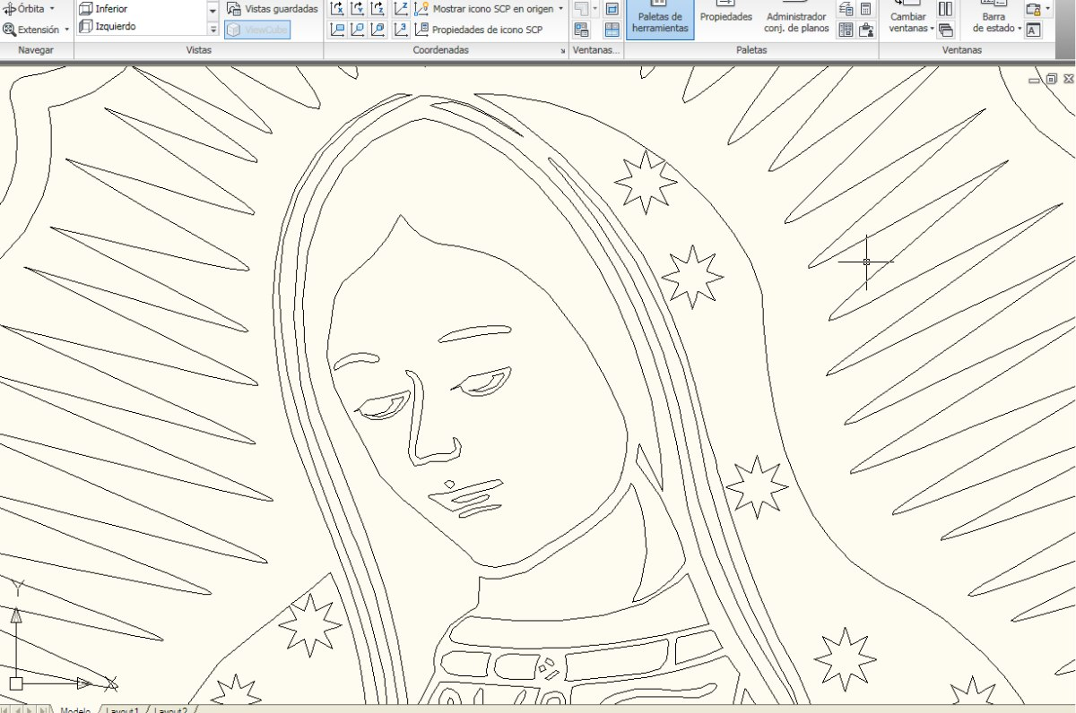 la rosa de guadalupe coloring pages