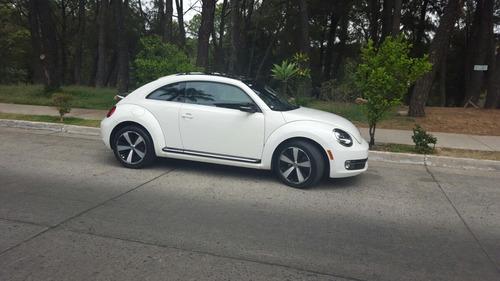 Volkswagen Beetle Dsg 2l Turbo 6 Velocidades Q/c Aa Piel 201