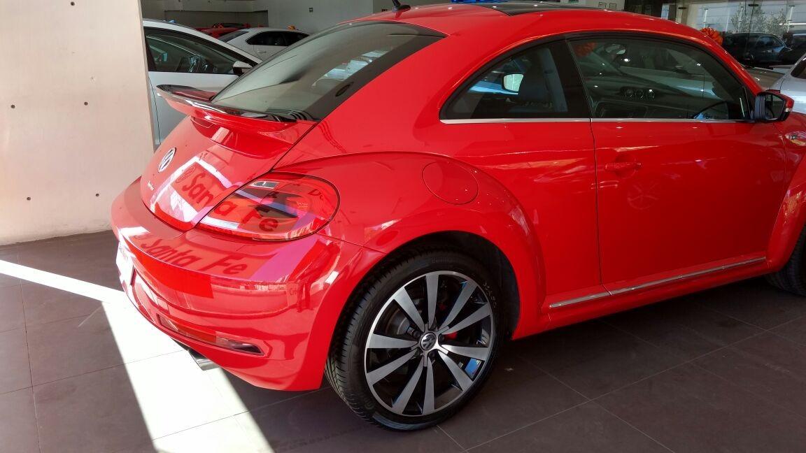volkswagen beetle turbo r line dsg a o 2015 6960 km en mercado libre. Black Bedroom Furniture Sets. Home Design Ideas