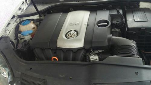 Volkswagen Bora 4p Gli Tiptronic Turbo Piel Q/c 2008