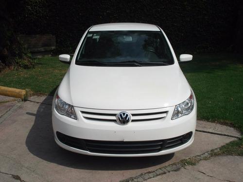 Volkswagen Gol Sedan 2010 Trendline 5 Vel A/a B/a Abs