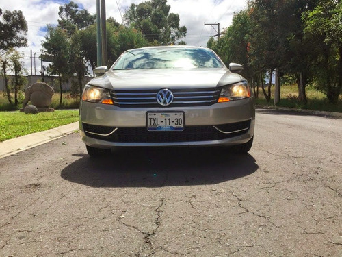 Volkswagen Passat 2012 Sportline Piel Velour Unico Dueño