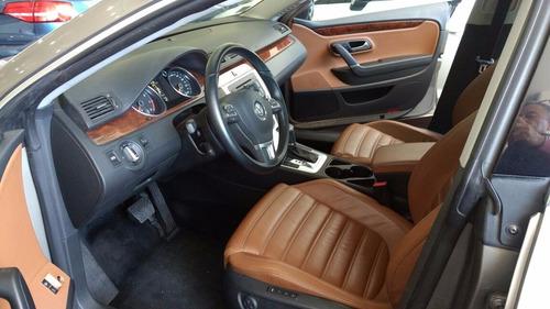 Volkswagen Passat Cc V6 3.6 Lts Tiptronic