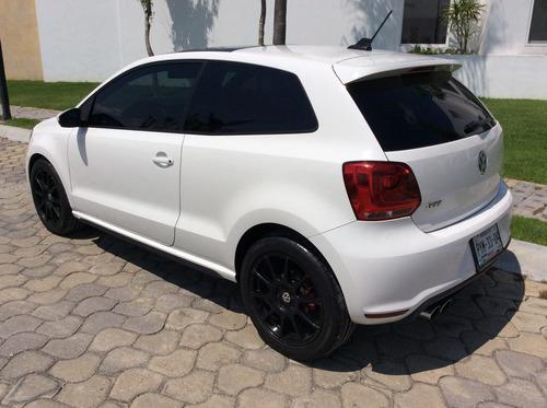 Volkswagen Polo Gti Bi-turbo Dsg 2013