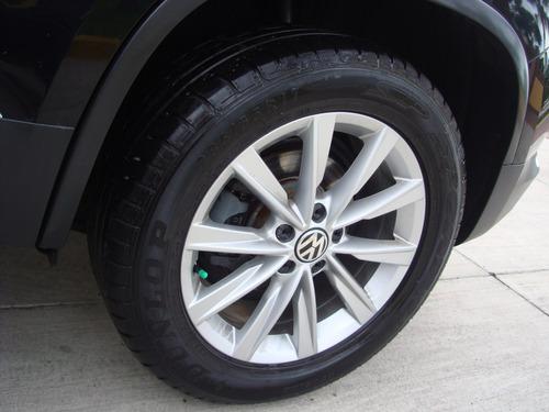 Volkswagen Tiguan 2012 Negro