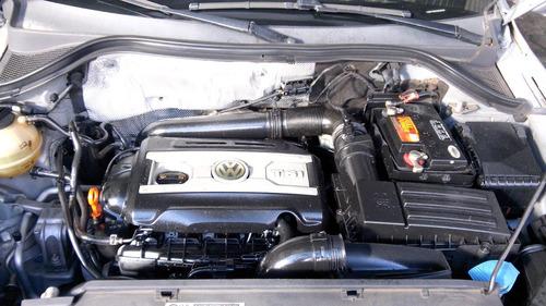 Vw Tiguan Turbo 2009 Track And Fun