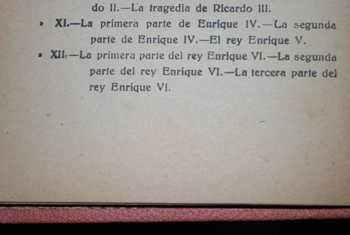 enrique v shakespeare: