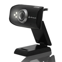 Net View Camara Web Usb 1.3mp Con Mic Acteck Net View Camar