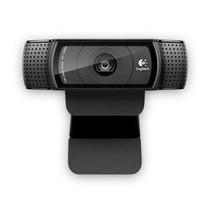 Logitech - Camara Web Logitech C920 Full Hd 1080p Foto 15mp