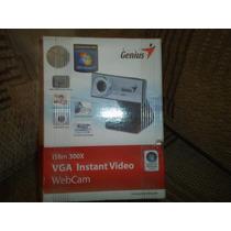 Webcam Vga Instan Video Mca Genius Mod Islim 300x En Caja