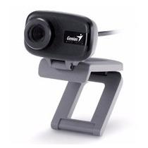 Camara Web Genius Facecam 321 Vga/mic/mf/usb2.0/8mp Photos/